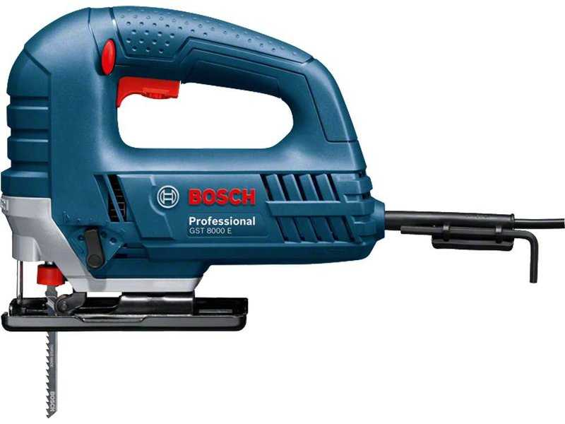 Лобзик Bosch GST 8000 E. Обзор, характеристики, отзывы