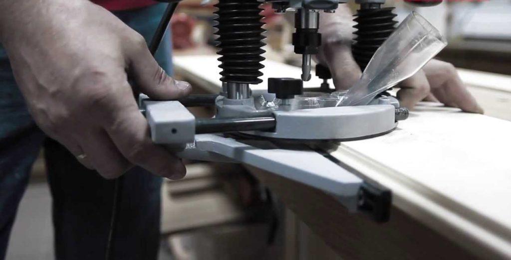 Фрезеры и фрезерные столы Felisatti: обзор модельного ряда