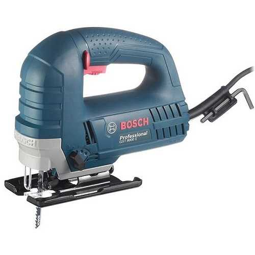Лобзик электрический BOSCH Professional GST 8000 E 710 Вт