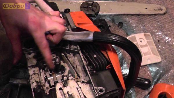Инструкция по эксплуатации бензопилы STIHL MS660