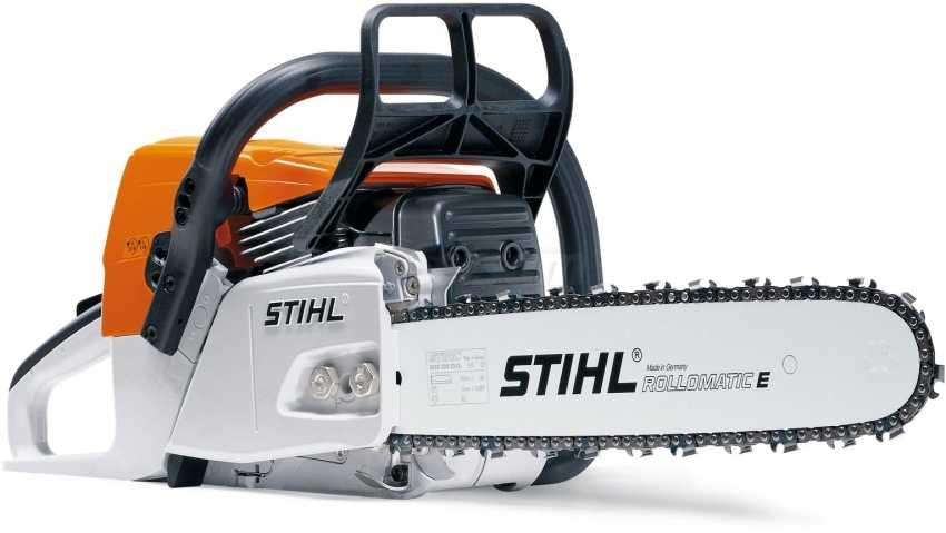 Бензопила Stihl MS 361 — устройство и технические характеристики