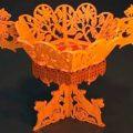 Ваза Жар-птицы - элегантный элемент интерьера