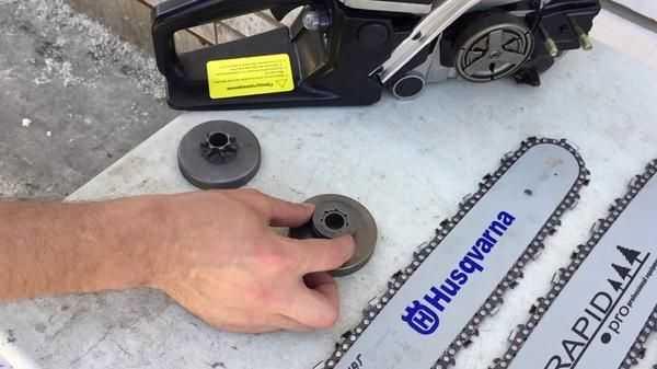 Как подобрать шину для бензопилы