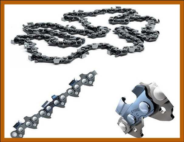 Подобрать цепь или шину для бензопилы