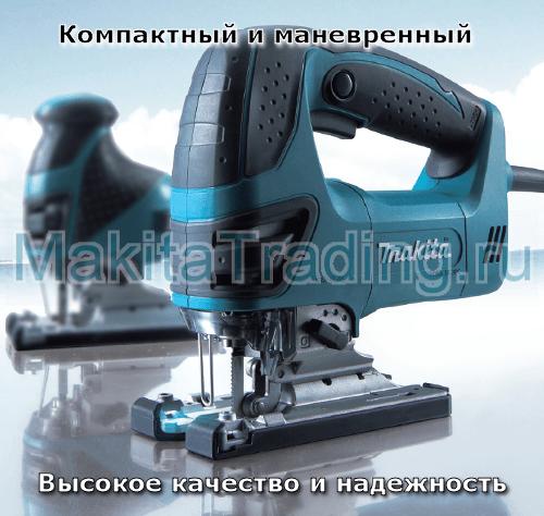 Лобзик Makita 4350FCT (4350 FCT)