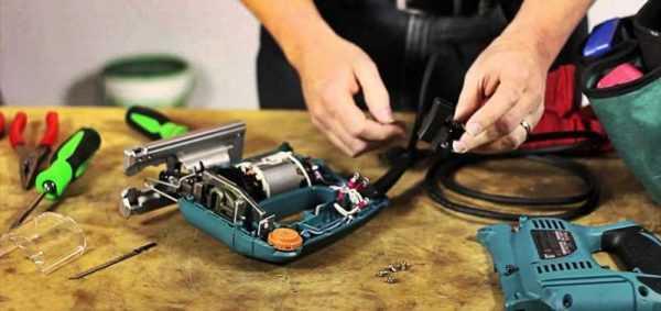 Ремонт электролобзика своими руками видео — novaso