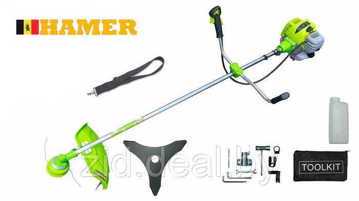 Триммеры Hammer — плюсы, минусы, модели и рекомендации по применению