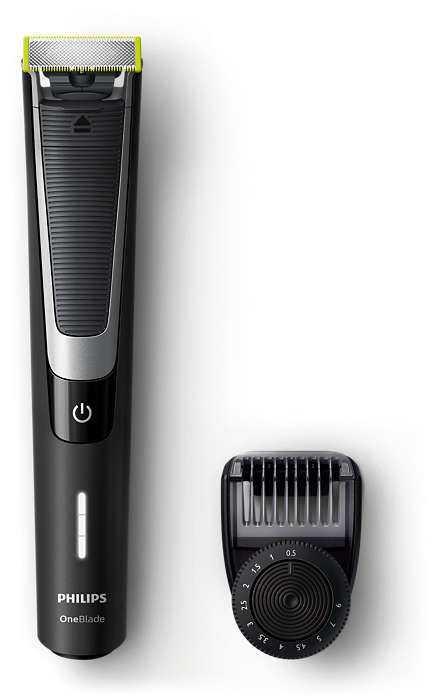 Philips OneBlade QP6510  (QP6510/20) – купить машинку для стрижки волос, сравнение цен интернет-магазинов: фото, характеристики, описание | E-Katalog