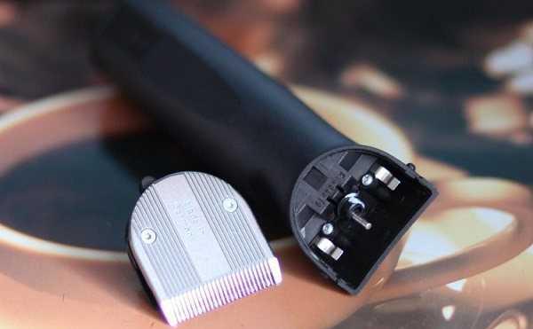 Как почистить триммер для бритья браун