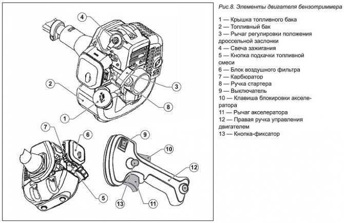 Мотокоса STIHL FS 55: характеристики, отзывы, цена, аналоги