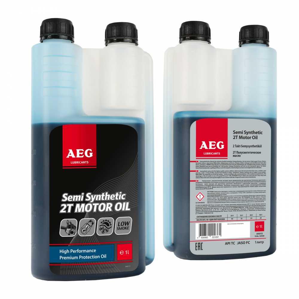 Масло двухтактное минеральное Universal (1 л; API TC; дозаторная канистра) AEG Lubricants 30744.  страна-изготовитель:Россия . Цена: 425, техническое описание, фасовка, соответствие двигателям техники.