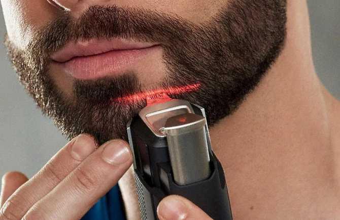 Как пользоваться триммером для бороды и усов: всё о стрижке, бритье и уходе за щетиной, а также как правильно брить, стричь и подровнять растительность на лице?