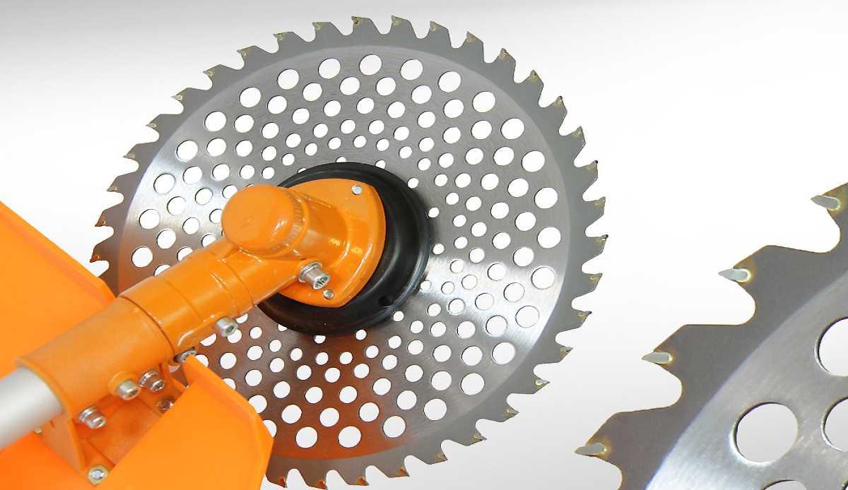 Ножи для триммеров: дисковые, пластиковые и металлические модели для бытового и профессионального использования в саду – интернет-магазин ВсеИнструменты.ру