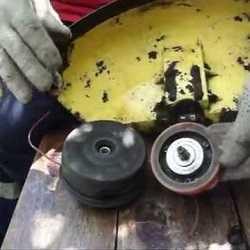 Как заправить леску в триммер – Инструкция  Фото   Видео