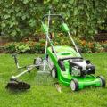 Что лучше: бензиновая или электрическая газонокосилка? Или, может, газонокосилка-робот? | Газонокосилки и триммеры | Блог | Клуб DNS
