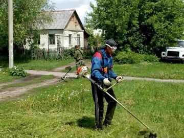 Покос травы в Саратовской области услуги с ценами на СтранаУслуг.ру как Авито