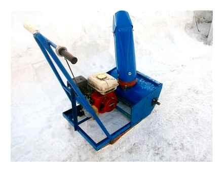 Снегоуборщик из триммера: снегоуборочная насадка, уборка снега, как сделать, советы, купить, газонокосилку, бензотриммер, видео