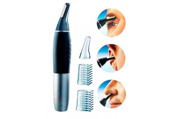 ТОП-10 лучших триммеров для удаления волос из носа и ушей: рейтинг 2021 года