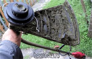 Ремонтируем электротриммер Bosch…. Как отремонтировать электрический триммер своими руками на даче Почему не работает электрический триммер