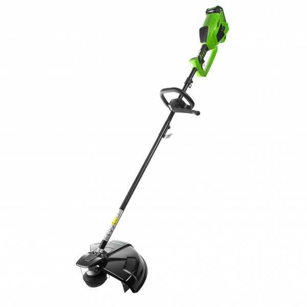Greenworks GD40BCK6 6 Ah  (1301507UF) – купить триммер, сравнение цен интернет-магазинов: фото, характеристики, описание   E-Katalog