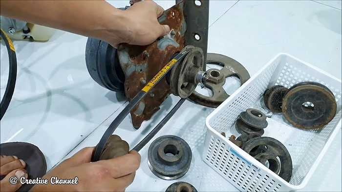 Велосипед с мотором от триммера – изготовление элементов и самостоятельная сборка мопеда