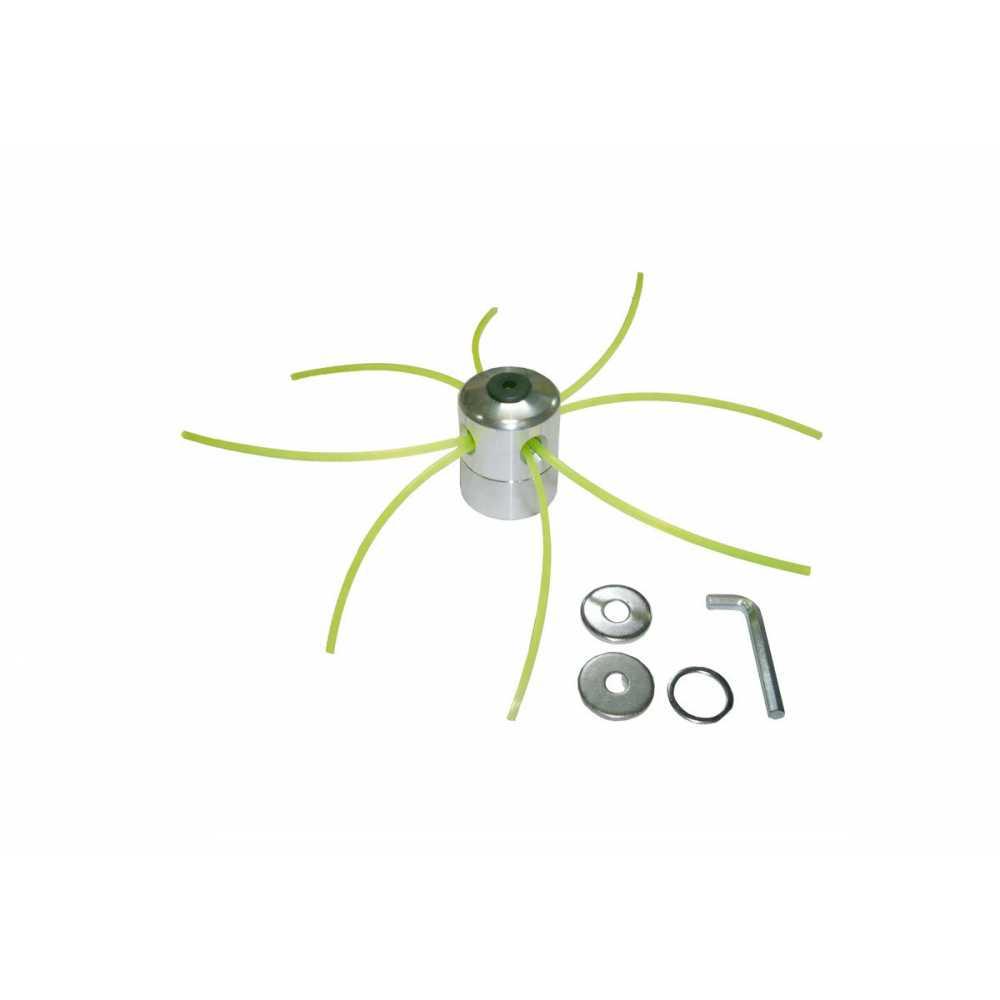 Катушка-головка ПАУК с леской для триммера SKRAB 28324 — цена, отзывы, характеристики, фото — купить в Москве и РФ