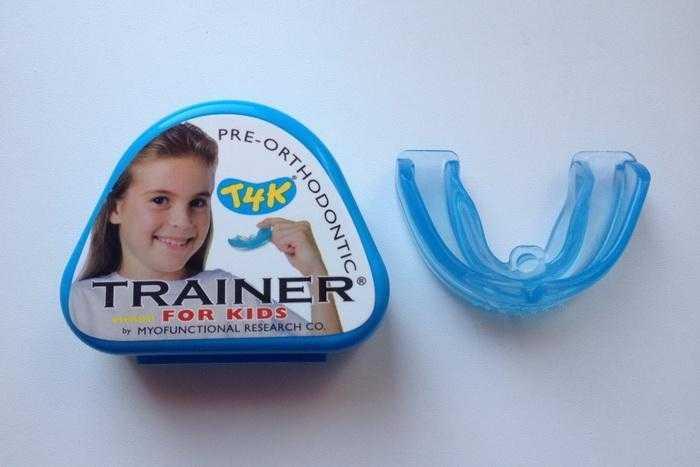 Ортодонтические трейнеры: когда эффективны, правила использования