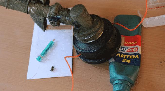 Редуктор для триммера — виды, особенности, смазка