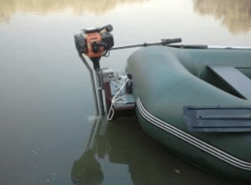✅ Как сделать из триммера лодочный мотор –