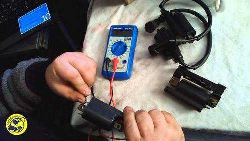 Как проверить катушку зажигания на триммере мультиметром? — Автосправочник — выбор, ремонт, ответы на вопросы