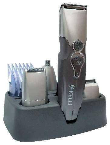 Машинка для стрижки KELLI KL-7002, 45 Вт, триммер, 5 насадок, АКБ (4850424) – Купить по цене от 1 073.00 руб. | Интернет магазин SIMA-LAND.RU