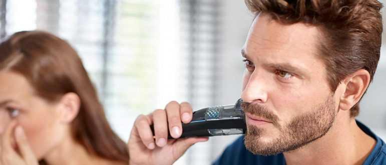 Триммер для бороды и усов — 18 ТОП лучших в 2021 году — рейтинг для мужчин с ценой