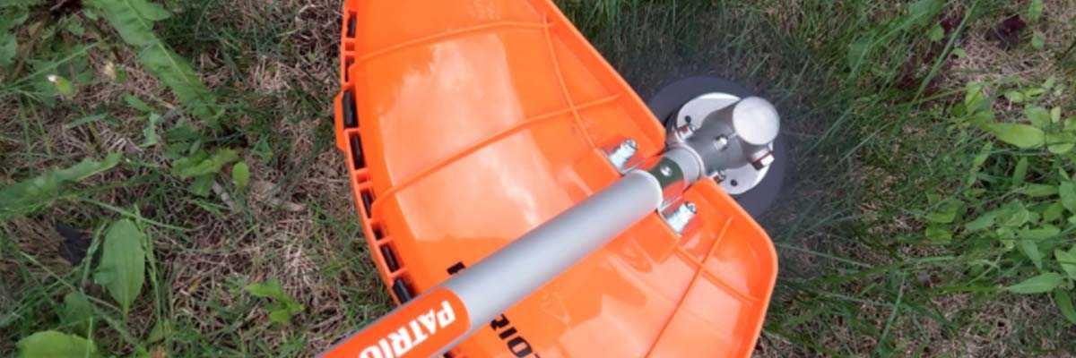 Обзор от покупателя на Триммер бензиновый Champion Т374FS — интернет-магазин ОНЛАЙН ТРЕЙД.РУ