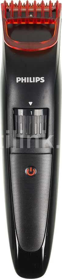 20 отзывов на Триммер для бороды и усов Philips Philips QT3900/15 триммер для бороды с 10 установками длины, черный от покупателей OZON