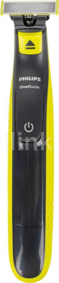 Триммер PHILIPS OneBlade QP2520/20 черный/салатовый, отзывы владельцев в интернет-магазине СИТИЛИНК (482673) — Ростов-на-Дону