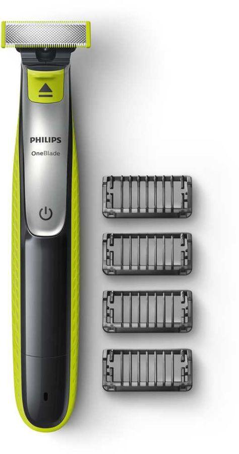 Купить Триммер Philips QP2530/20 OneBlade в интернет магазине DNS. Характеристики, цена Philips QP2530/20 OneBlade | 1100963