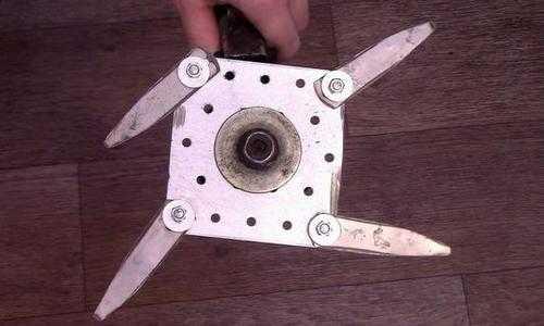 Нож для триммера своими руками (вместо катушки с леской) | Своими руками — Как сделать самому — Строитель