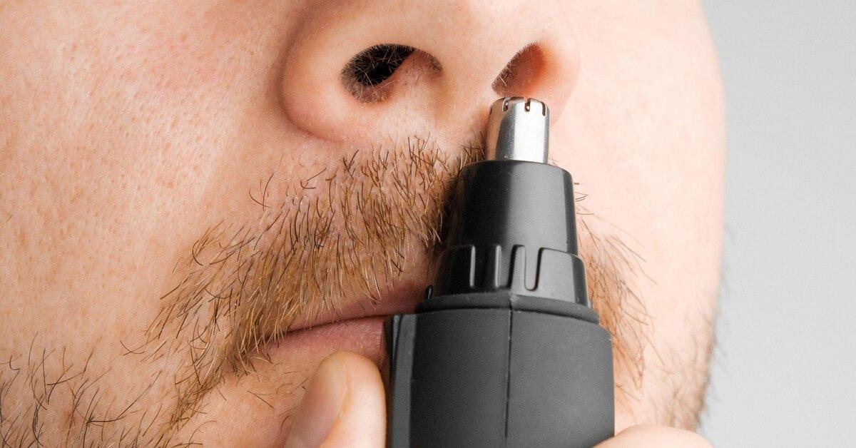 Триммер для носа, ушей и бровей: какой лучше выбрать, как пользоваться   видео