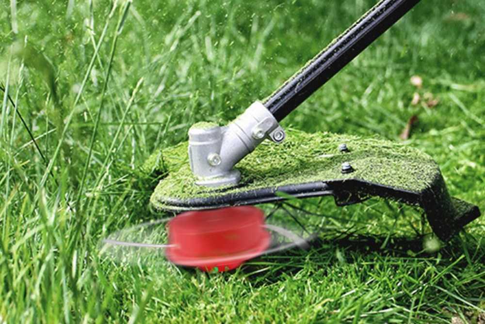 Как заменить леску в триммере на стальной трос для резки толстой травы и кустов – Сам себе мастер – медиаплатформа МирТесен