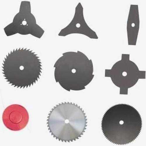 Как заточить лезвия триммера самостоятельно? Какая режущая система для мотокосы лучше: леска нож или диск Как правильно сделать заточку диска для мотокосы.