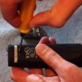 Замена акуумуляторов на машинке для стрижки PHILIPS QC5370 | Пикабу