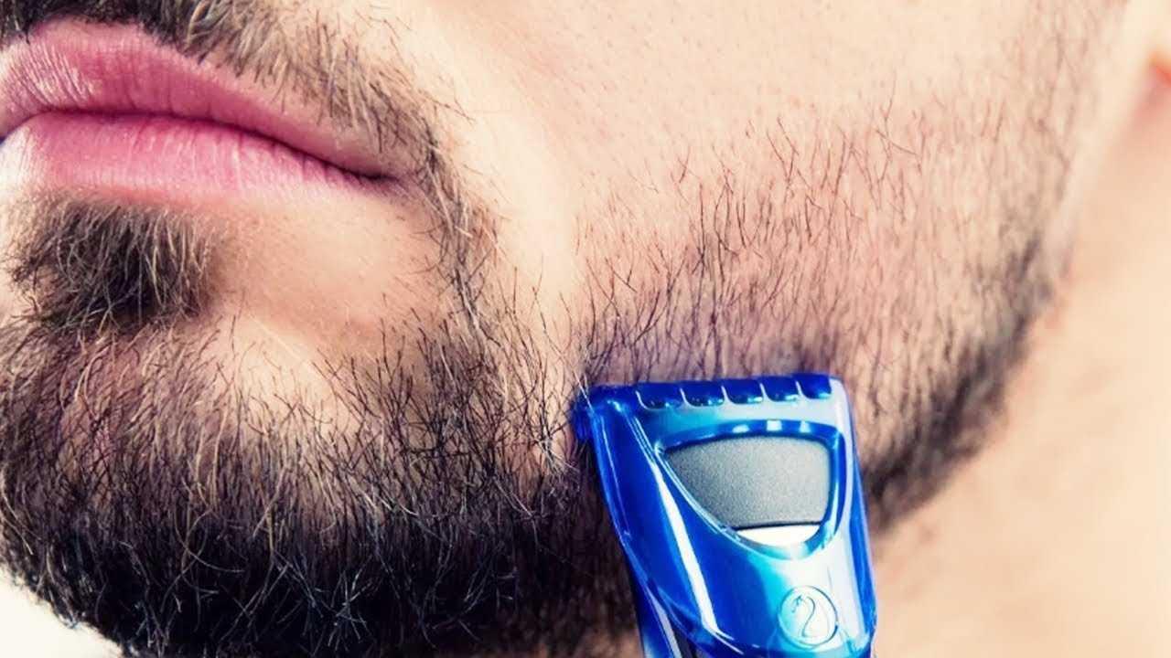 Как пользоваться триммером для аккуратного бритья бороды