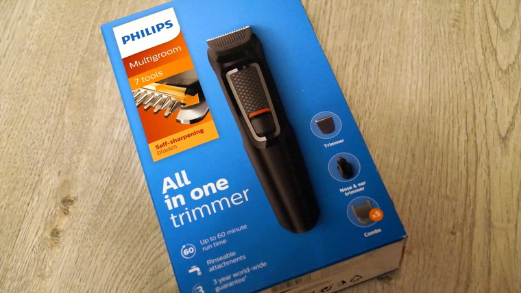Обзор триммера Philips MG3720 | Триммеры | Обзоры | Клуб DNS